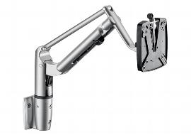 NOVUS 981+4069 Monitorarm LiftTEC-Arm IV mit SlatWall Adapter Tragkraft 3 bis 6 kg