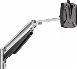 Novus 990+3009 Monitortragarm Clu 3 Silber ohne Befestigung Belastbar 2-7 kg