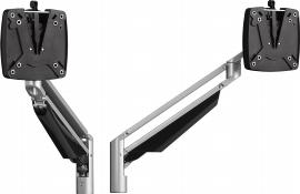 Novus 990+4009 Clu Duo Einzelarm ohne Befestigung Silber