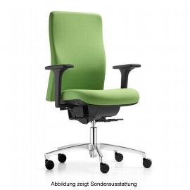 Dauphin Bürodrehstuhl Shape economy2 comfort AB Activ-Balance KOMPLETTANGEBOT