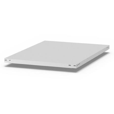 hofe Fachboden (Typ L) K07580L/040 (BxT) 750x800mm inkl.4 Fachbodenträger Lichtgrau