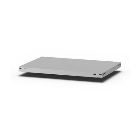 hofe Fachboden (Typ L) Z07540L/040 (BxT) 750x400mm inkl.4 Fachbodenträger verzinkt