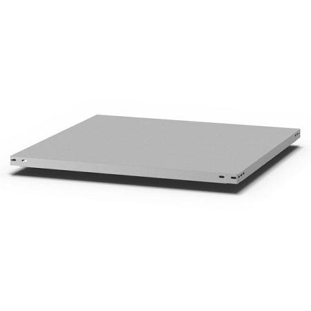 hofe Fachboden (Typ L) Z10080L/040 (BxT) 1000x800mm inkl.4 Fachbodenträger verzinkt