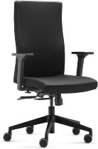 Trend!Office SK 9248 task Bürodrehstuhl to-strike work (comfort) mit Vollpolster-Rückenlehne Synchron-Mechanik 1