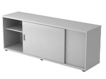 Sideboard 1758S multiUSE (BxTxH) 160x40x59,6cm Grau