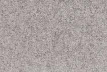 Filzauflagen MBPO für Bistrobank 4er-Set Grau