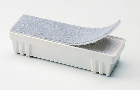 Legamaster 7-120300 Whiteboard-Streifenlöscher Filzstreifen auswechselbar mit Magnetkern