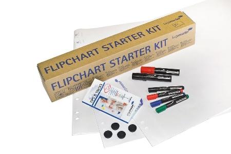 Legamaster 7-124900 Flipchart Zubehör Starter-Kit