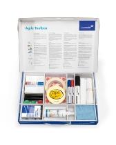Legamaster 7-125400 Agile Toolbox perfekte Lösung für Workshops