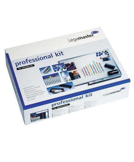 Legamaster Whiteboard Profi-Kit 7-125500 Komplettausstattung für alle Whiteboeards