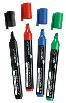 Legamaster 7-155094 Flipchart Marker 4er-Set TZ 41