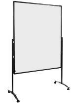 Legamaster 7-204010 Moderationswand Premium Plus MOBIL 150x120cm Karton Weiß