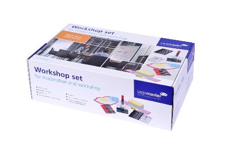 Legamaster 7-225000 Moderations-Set 2200-tlg Komplett-Ausstattung