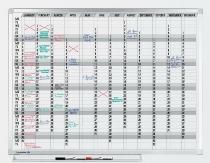 Legamaster 7-400000 Jahresplaner Planungskalender 365 Tage 90x120cm