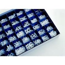 Legamaster 7-605200 Buchstabenkasten 20mm Schrifthöhe