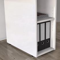Kerkmann 3570 Stauraumelement ohne Tür Weiß