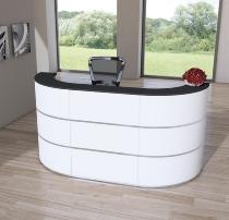 Kerkmann 3856 Design-Theke Cento 3a (BxTxH) 2600 x 800 x 1100 mm