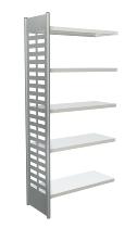 Kerkmann 5830 Design-Regal M2 Regalfeld 5 Böden (TxBxH) 40 X 100 X 220 cm