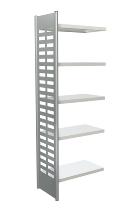 Kerkmann 5834 Design-Regal M2 Regalfeld 5 Böden (TxBxH) 40 X 75 X 220 cm