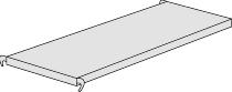 Kerkmann 5943 Fachboden inkl. Bodenhalter (TxB) 30 X 100 cm