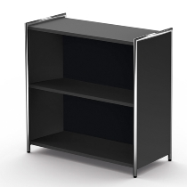 Kerkmann 7345 Sideboard Artline 2OH (BxTxH) 800 x 380 x 780 mm Anthrazit