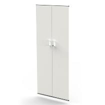 Kerkmann 7397 Vorbautüren Artline 5OH (BxTxH) 750 x 16 x 1730mm abschließbar Weiß