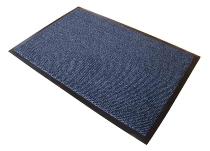 DoorTEX advantagemat Schmutzfangmatte FC46090DCBLV Maße 90x120cm rechteckig blau meliert