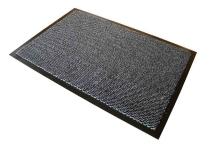 DoorTEX advantagemat Schmutzfangmatte FC46090DCBWV Maße 90x120cm rechteckig grau meliert