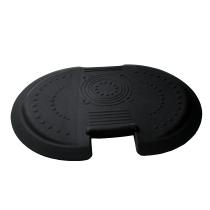 Floortex AFS-TEX Anti-Ermüdungsmatte System 5000x FCA5XBK2535 für Sitz-/Steharbeitsplätze 66x90cm konturiert