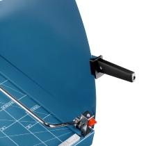 Dahle 517 Hebel-Schneidemaschine A3 Schnittlänge 550mm Handpressung arretierbar