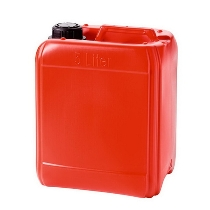 Dahle 20791 Aktenvernichter-Öl zur Reinigung von Schneidwalzen Kanister 5 Liter