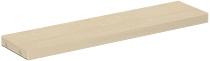 Geramöbel Taschenablage 830607 für Thekenelement (BxT) 500x120mm Ahorn