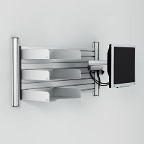 NOVUS 220+0120 Mehrplatzsystem Set Office Wall