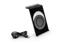 Novus 725+0139 Penda QI Smartphonehalter Silber