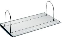 NOVUS 760+0605 SlatWall-Board 60cm bis 30kg für SlatWall Elemente