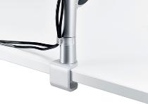 Novus 898+0021+001 Clu Zwinge KH 13-25mm KT 25mm Weiss