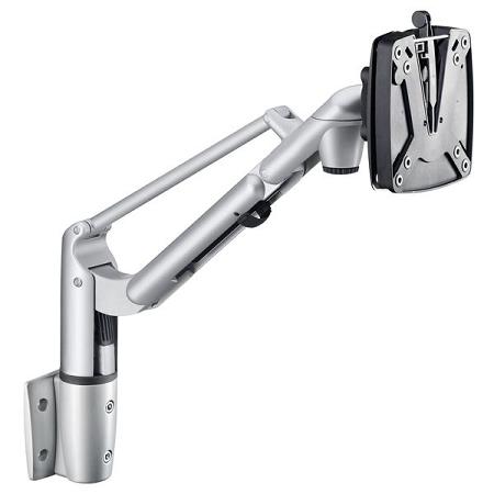 NOVUS 931+1089 Monitorarm LiftTEC-Arm 1 mit Wandhalter Tragkraft 3 bis 8 kg