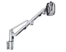 NOVUS 931+2089 Monitorarm LiftTEC-Arm II mit Wandhalter Tragkraft 3 bis 8 kg