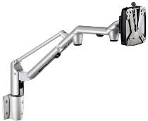 NOVUS 931+3089 Monitorarm LiftTEC-Arm III mit Wandhalter Tragkraft 3 bis 8 kg