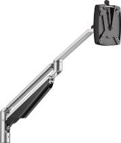 Novus 990+2009 Monitortragarm Clu 2 Silber ohne Befestigung Belastbar 2-7 kg
