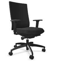 Dauphin @Just evo operator comfort AJ 4876 Büro-Drehstuhl (Schnell-Lieferprogramm)