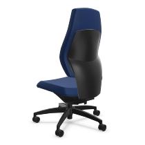 Dauphin Bürodrehstuhl Shape comfort XT flacher Komfortsitz hohe Rückenlehne - KONFIGURIERBAR