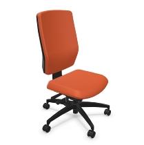 Dauphin Bürodrehstuhl Shape elan ergonomisches Rückenlehnen- Design höhenverstellbar - KONGURIERBAR