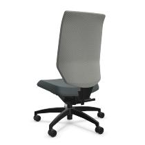 Dauphin Bürodrehstuhl Shape mesh soft hohe Netz-Rückenlehne zweilagig KONFIGURIERBAR