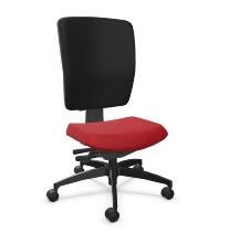 Bürodrehstuhl Shape economy2 operator hohe Rückenlehne höhenverstellbar Kunststoffaußenschale