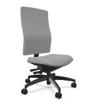 Dauphin Bürodrehstuhl Shape economy2 comfort hohe Vollpolster-Rückenlehne - KONFIGURIERBAR