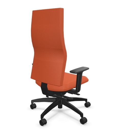 Dauphin Bürodrehstuhl Shape XE Syncro-3Df-Balance KOMPLETTANGEBOT