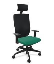Dauphin Bürostuhl Stilo ES comfort QS Synchro-Quickshift KOMPLETTANGEBOT